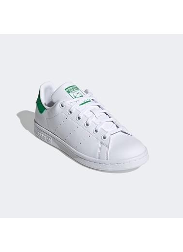 adidas Kadın Stan Smith Sneakers FX7519.Beyaz Beyaz